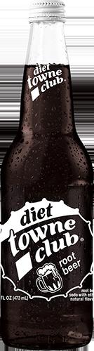 Root Beer 16oz Diet